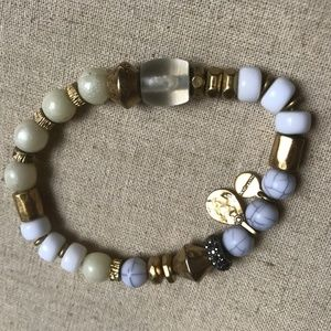 Stella & Dot Anda Intention Bracelet- Strength